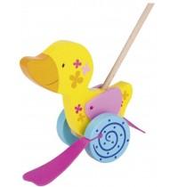 Susibelle - Schiebetier Ente