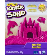 Spin Master - Kinetic Sand Pack Neon L, 680gr