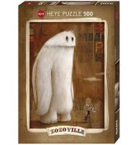 Heye - Standardpuzzle 500 Teile - Zozoville Sit!