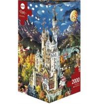 Heye - Dreieckspuzzle 2000 Teile - Ryba Bavaria