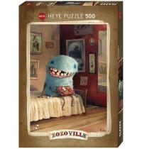Heye - Standardpuzzle 500 Teile - Zozoville Milk Tooth