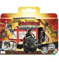 Multiprint - Dragons Defenders of Berk Window Box