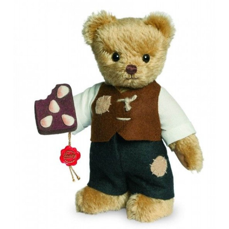 Teddy-Hermann - Sammlerbären - Märchenbär Hänsel , 17 cm