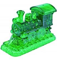 HCM Kinzel - Crystal Puzzle - Lokomotive