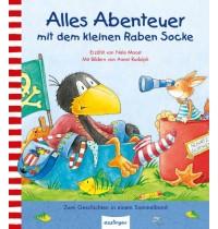 Thienemann-Esslinger Verlag - Alles Abenteuer mit dem kleinen Raben Socke