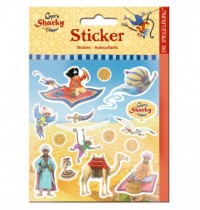 Die Spiegelburg - Sticker Captn Sharky
