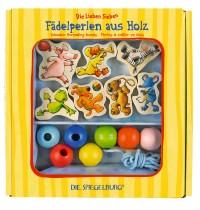 Die Spiegelburg - Fädel-Perlen Die Lieben Sieben