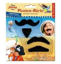 Die Spiegelburg - Piraten-Bärte Captn Sharky