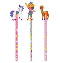 Die Spiegelburg - Bleistift mit Topper Prinzessin Lillifee