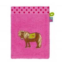 Die Spiegelburg - Waschhandschuh Mein kleiner Ponyhof