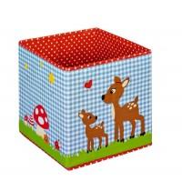 Die Spiegelburg - Aufbewahrungsbox Reh BabyGlück