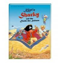 Coppenrath Verlag - Käptn Sharky und der Dolch des Sultans