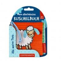 Coppenrath Verlag - Mein allerliebstes Kuschelbuch: Alle meine Tiere