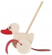 Goki - Schiebetier Ente