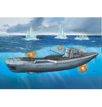 Revell - German Submarine Type IX C/40