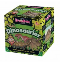 Green Board - BrainBox - Dinosaurier
