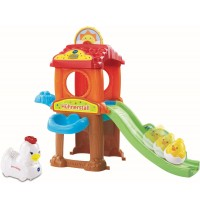 VTech - Tip Tap Baby Tiere - Spielset Hühnerstall