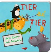 HABA® - Reim- und Zählbuch: Tier auf Tier