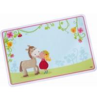 HABA® - Kinder-Tischset Vicki und Pirli