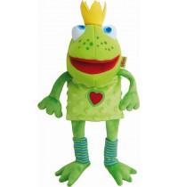 HABA® - Handpuppe Froschkönig