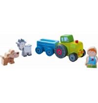 HABA® - Spielwelt Peters Traktor