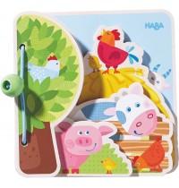 HABA® - Babybuch Bauernhoffreunde