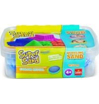 Goliath Toys - Super Sand Color Blau