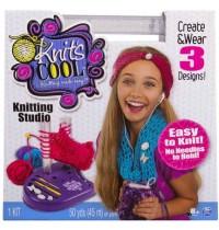 Spin Master - Knits Cool - Knits Cool Knitting Studio