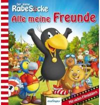 Thienemann-Esslinger Verlag - Der kleine Rabe Socke, Das große Rennen - Freundealbum