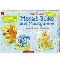 Die Spiegelburg - Mosaik-Bilder aus Moosgummi Die Lieben Sieben