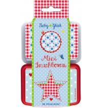 Die Spiegelburg - Mini Snackboxen Baby Glück (2 St. sort.)