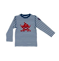 Die Spiegelburg - T-Shirt Captn Sharky, Gr. S, 92/98