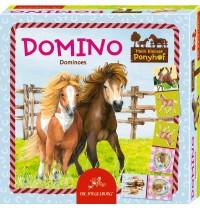 Die Spiegelburg - Domino Mein kleiner Ponyhof