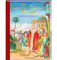 Coppenrath - Weihnachten - Die Geschichte vom Heiligen Nikolaus (Mini-Ausgabe)