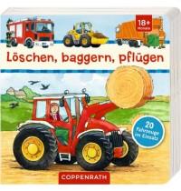 Coppenrath Verlag - Löschen, baggern, pflügen