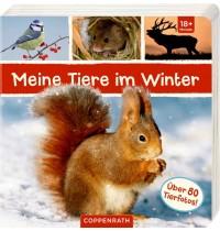 Coppenrath - Pappbilderbücher - Meine Tiere im Winter