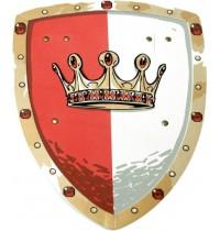 Lion Touch - Schild, König Rotstein