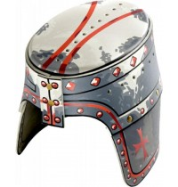 Lion Touch - Helm, Malteserkreuz