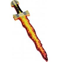 Lion Touch - Schwert, Flamme