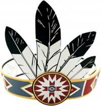 Lion Touch - Federschmuck, Indianer