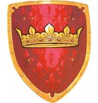 Lion Touch - Schild, Krone