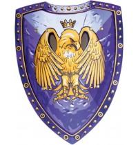Lion Touch - Schild, Goldener Adler