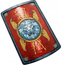Lion Touch - Schild, Römer
