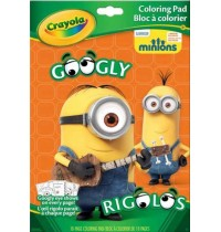 Crayola - Minions - Googly Eyes