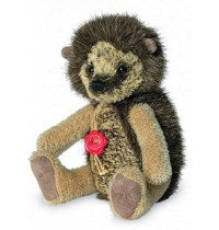 Teddy-Hermann - Mohairtiere - Igel aufrecht, 19 cm