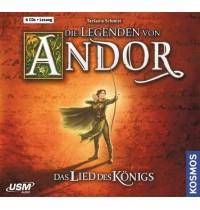 USM - Die Legenden von Andor - Das Lied des Königs - Hörbuch
