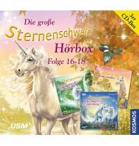 USM - CD Sternenschweif - Die große Sternenschweif Hörbox, Folge 16-18