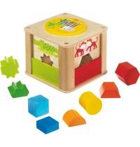 HABA® - Sortierbox Zootiere