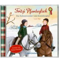 Coppenrath - CD Hörbuch: Fritzi Pferdeglück - Das Schneewunder … Folge 5