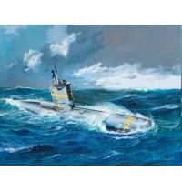 Revell - German Submarine TYPE XXIII